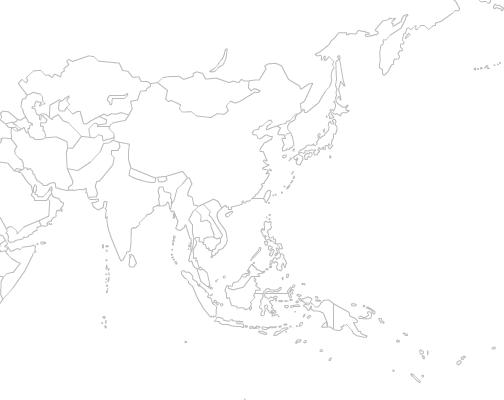 Visas Asie et Océanie