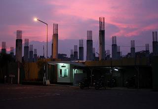 construction indonésie
