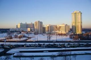 Bâtiments russie