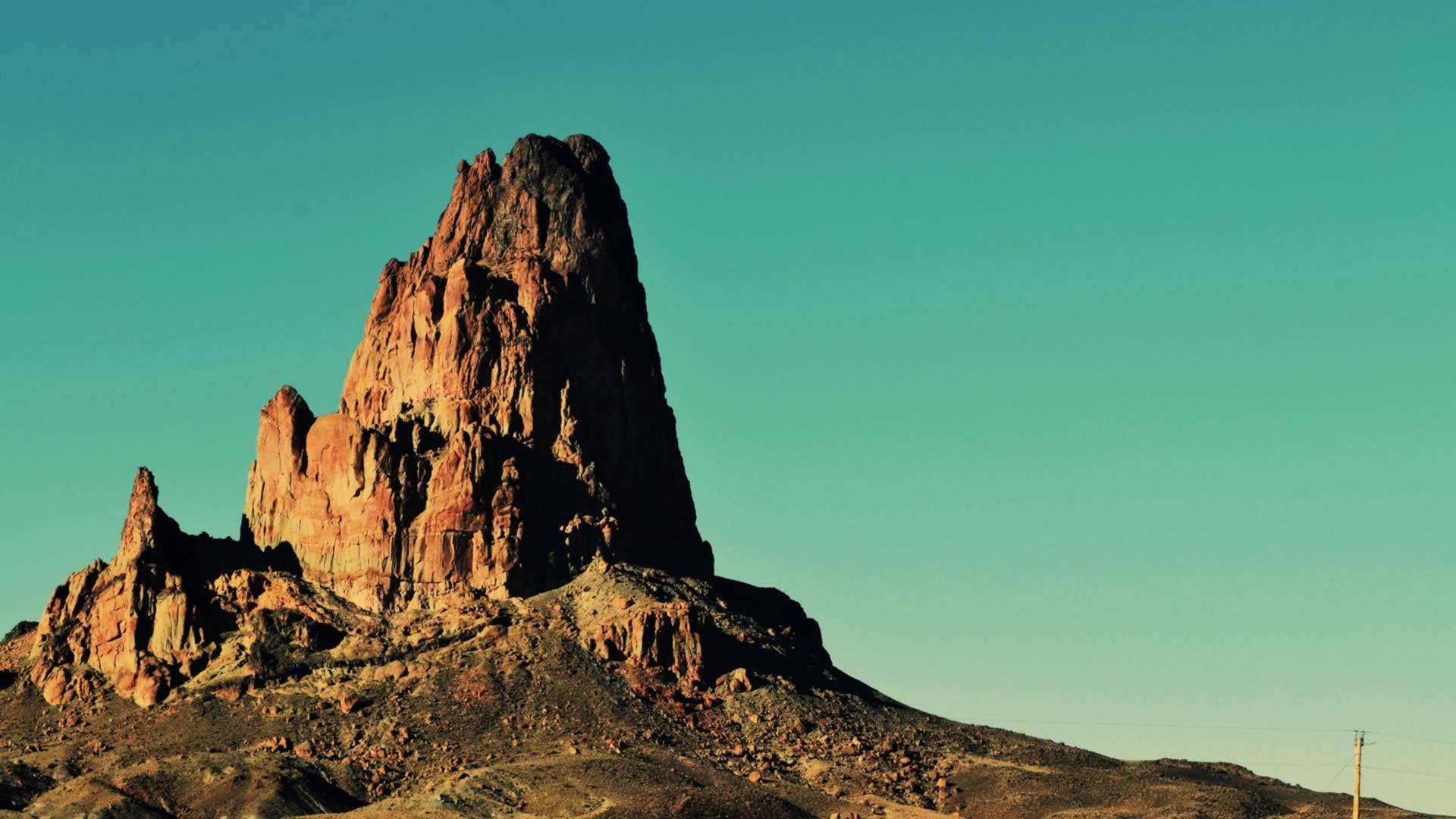 Pic rocheux Algérie