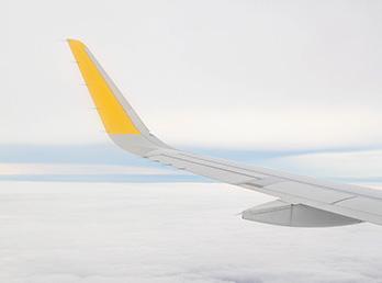 aile avion ciel